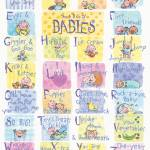 """abc babies"" by ShelleyDieterichs"