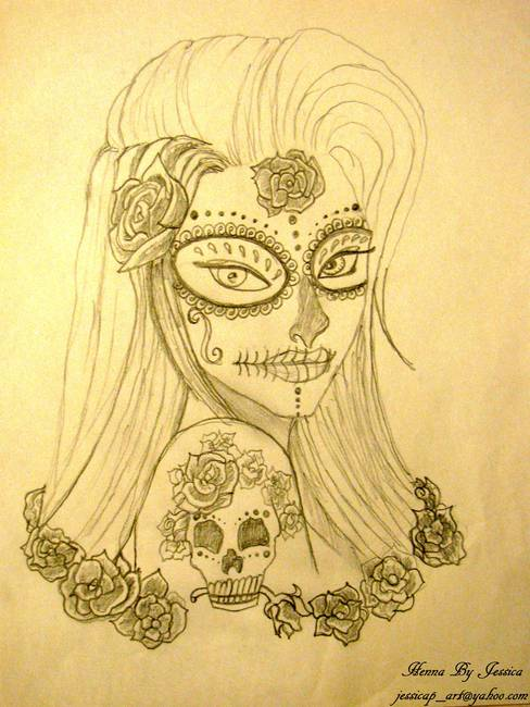 Mexican Culture Drawings