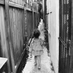 """child running through alley"" by stephaniemaria2001"