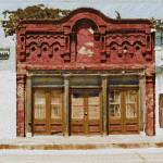 """""""Red Store Front"""" by bluejawa"""