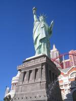 Las Vegas Statue of Liberty