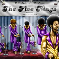 The Five Kings Art Prints & Posters by Akili Richards
