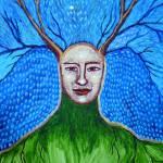 """The Star Tree"" by sandralynnsparks"