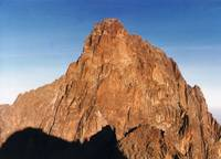 Mount Kenya Peak