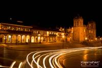 Cusco @ night