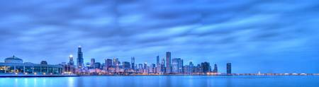 Chicago Lakefront Pano