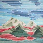 """""""Linnear Mountain"""" by Artshedbg"""