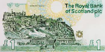 Scottish note