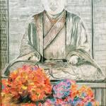 """""""Wooden Buddha"""" by Artshedbg"""