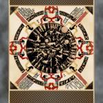 """Denderah Zodiac"" by CovingtonArt"