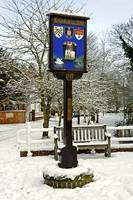 Rolleston on Dove, Village Sign (27219-RDA)