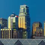 """Kansas City Skyline Panoramic"" by atlasphotographic"