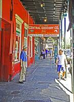 Central Grocery, New Orleans