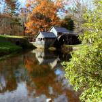 """Mabry Mill in Color"" by scottcoleson"