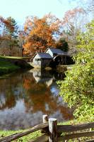 Mabry Mill in Color