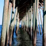 """Kure Beach Pier"" by scottcoleson"
