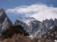 Mount Whitney Portal Road