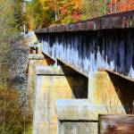 """""""Railroad in Fall"""" by scottcoleson"""
