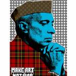 """Make Art 02: Nehru"" by garmanf"