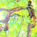 """Tree Goddess"" by artofbeing"