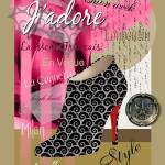 """Stylish French Stiletto Collage (light)"" by CherylDaniels"