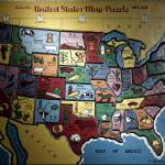 """united states map puzzle"" by atlasphotographic"