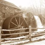 """Grist Mill"" by mcarvinphoto"