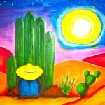 """Cactus Hand"" by bondpaz"