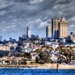 """""""San Francisco Cityscape"""" by snapshotsmity"""
