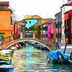 """Burano Boldness"" by marywhitmer"
