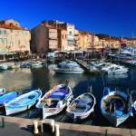 """St. Tropez Afternoon Glow"" by marywhitmer"