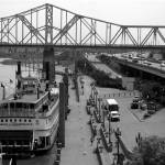 """Belle of Louisville -- Docked"" by ThroughtheVeil"