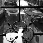 """Looking Through Wrought Iron"" by DonnaCorless"