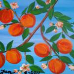 """""""8 Peaches on the branch"""" by elajanus"""