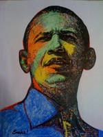 Obama in Color