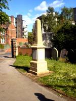 Crimean War Memorial - Beeston