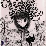 """Delirium"" by inkydreamz"