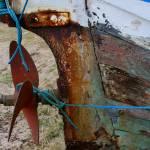 """""""Boat Detail Lindisfarne"""" by kenart"""