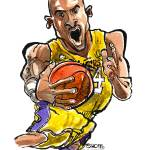 """Basketball / Kobe Black Mamba"" by PlayStrong"