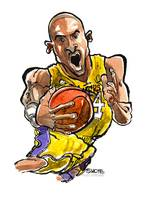 Basketball / Kobe Black Mamba