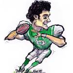"""Football / Mark Sanchez Jets Jets Jets"" by PlayStrong"