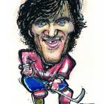 """Hockey / Alexander Ovechkin Hockey Fast Lane"" by PlayStrong"