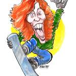 """Snowboarding / Shaun White Extreme Superstar"" by PlayStrong"