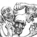 """Hear no Evil, See no Evil, Speak no Evil"" by thedarkside"