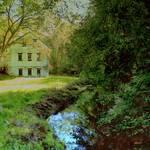 """Serene  Summer  Landscape"" by RickTodaro"