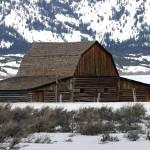 """Winter Barn"" by TSEdwards"