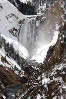 Winter Water Fall