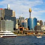 """Sydney City skyline"" by Highcountryimaging"