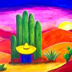 """Cactus Hand II"" by bondpaz"