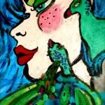 """peacock princess"" by dk206607"